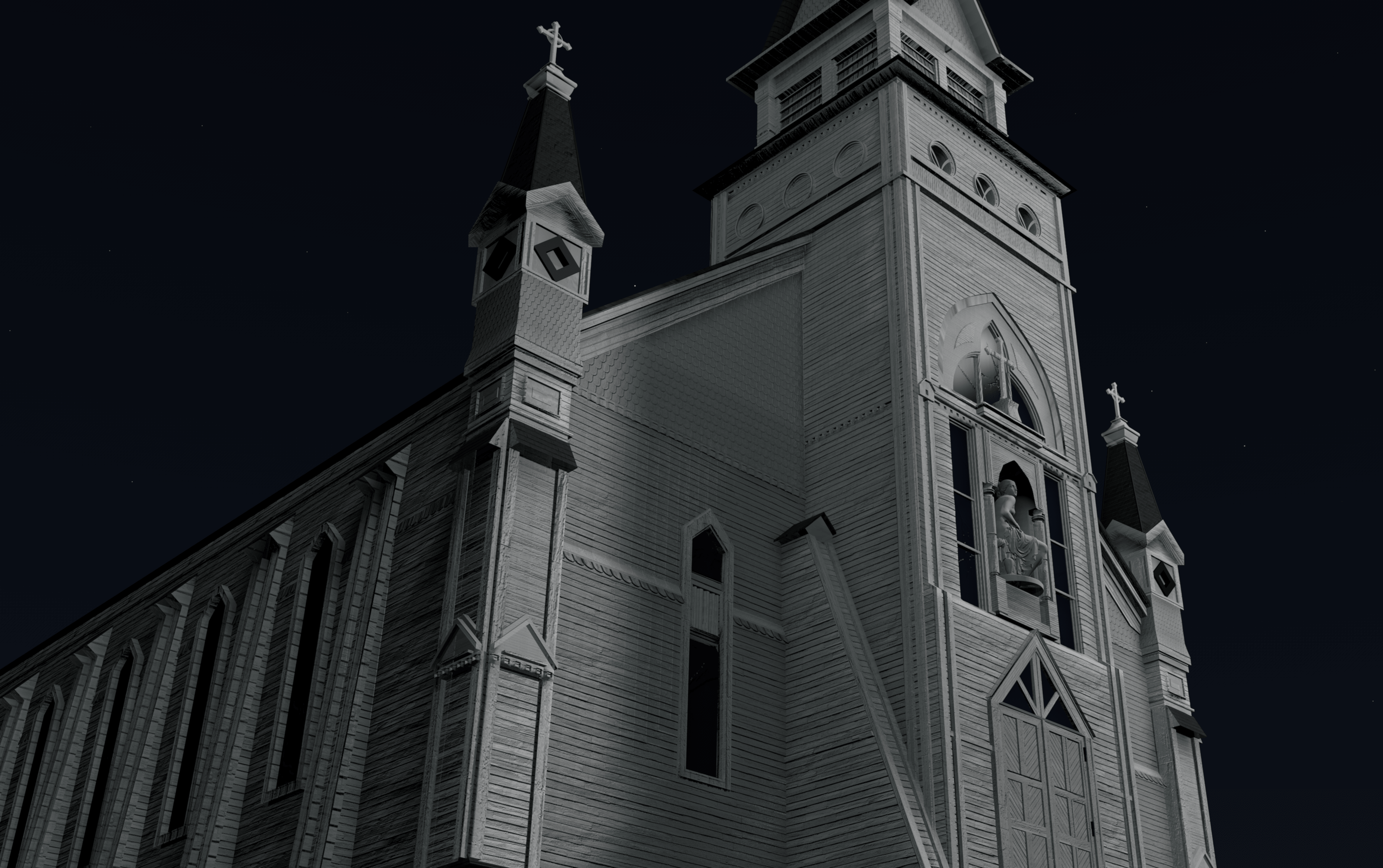 Modeled Church