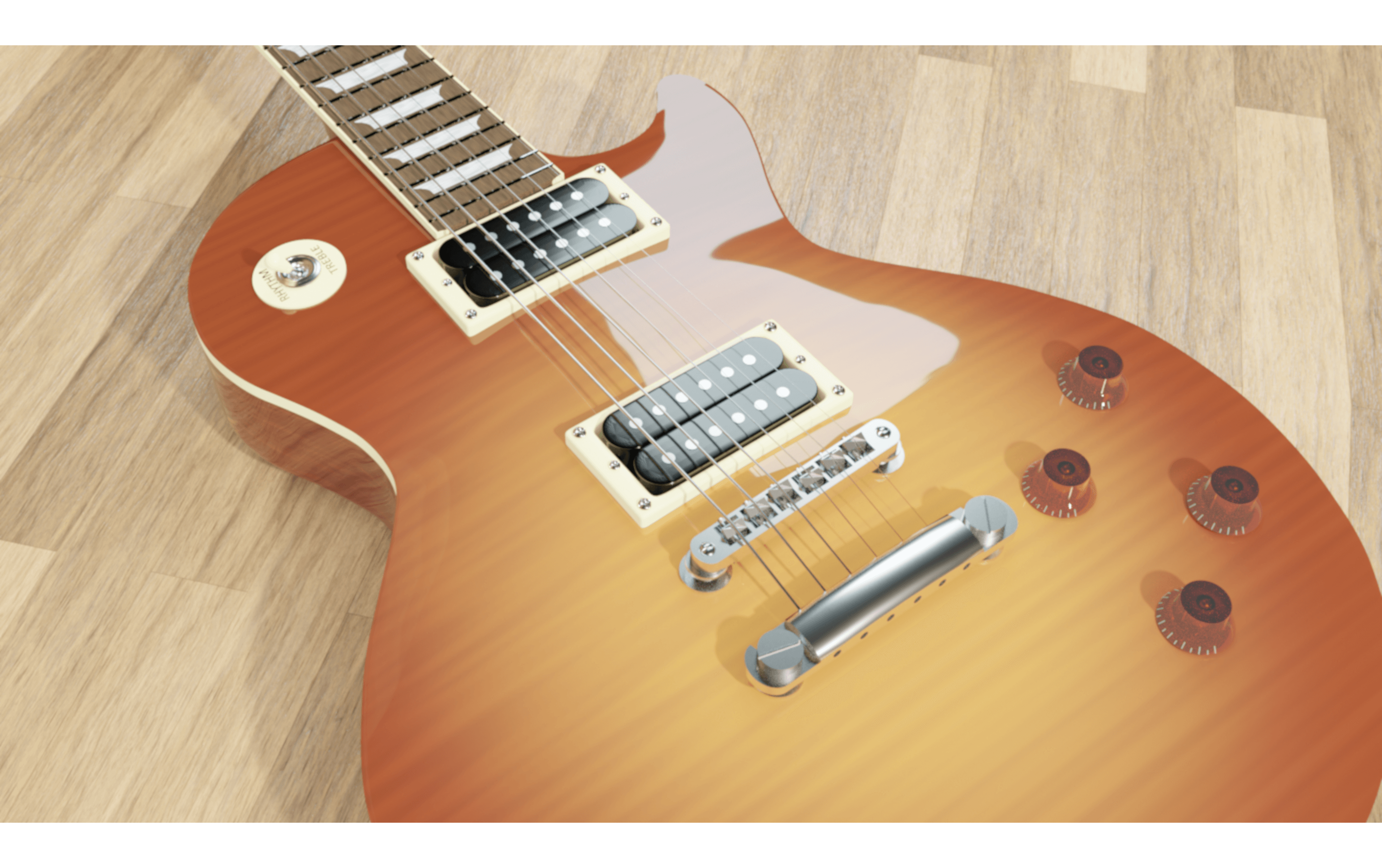 Modeled Guitar